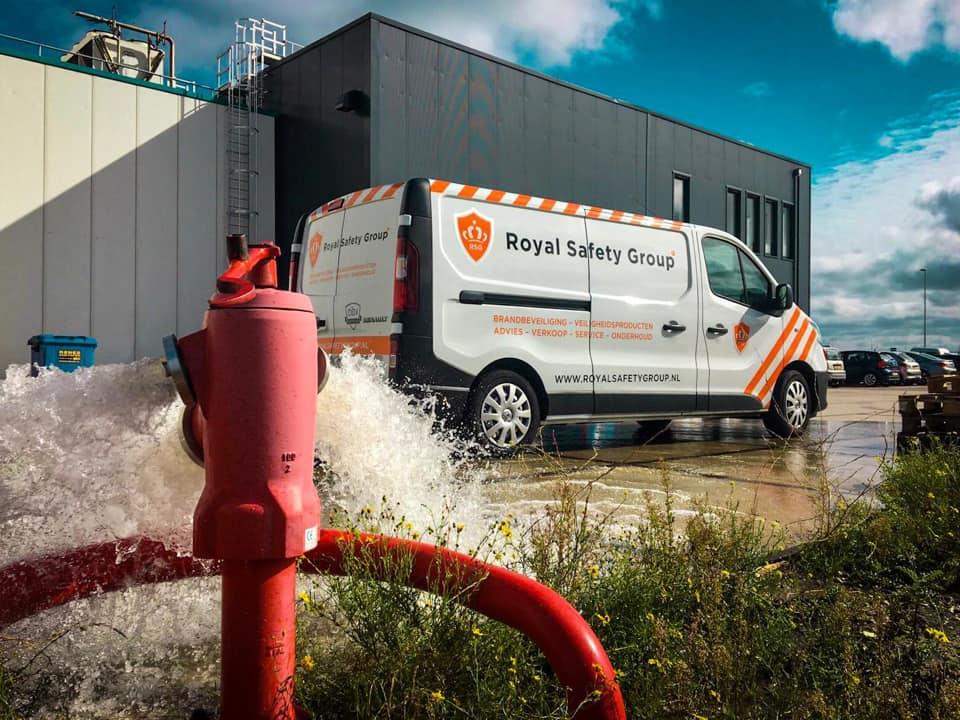 Royal Safety Group Oostvoorne